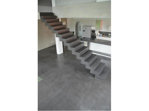 beton cire elegant colorer le beton cire with beton cire. Black Bedroom Furniture Sets. Home Design Ideas